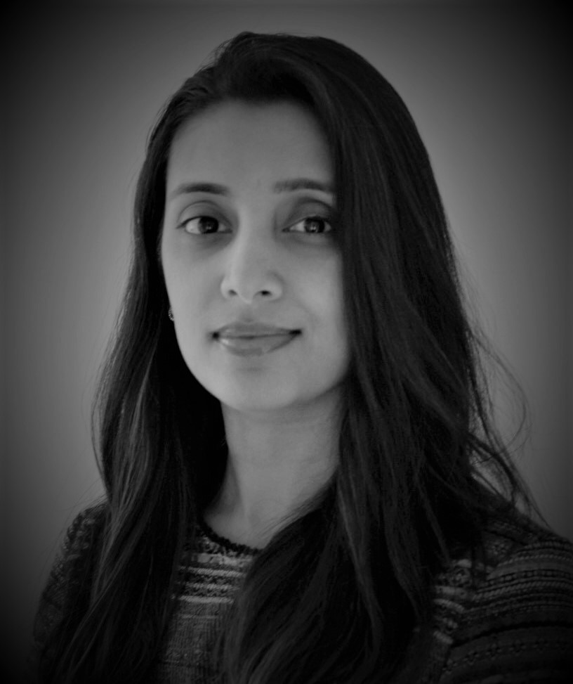 This is a photo of Hema Mangad, the Communications Officer for NEDA